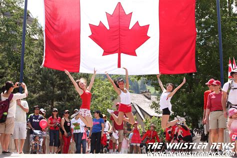 day celebration the whistler news business entertainment sports