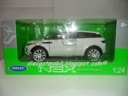 Diecast Miniatur Mobil Land Rover Evoque Diecast Welly Nex Harga Murah welly katalog welly nex diecast replika miniatur mobil