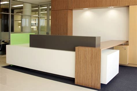 custom made reception desks ikcon
