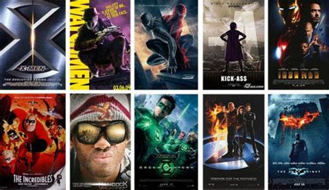 superhero films codes  conventions superhero film