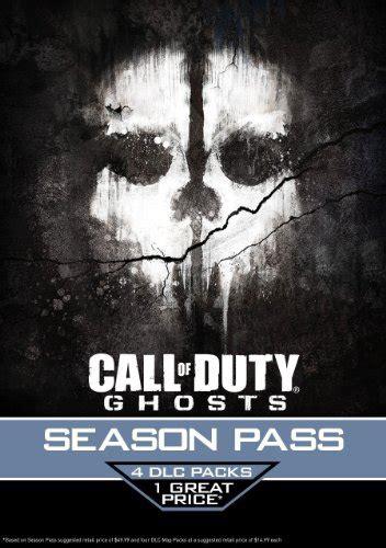 Call Of Duty Ghost Xbox One Digital Code call of duty ghosts season pass ps4 digital code