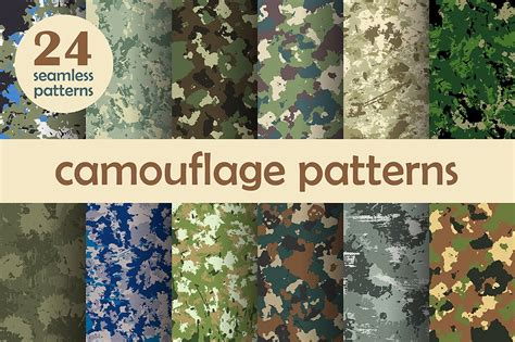 different types of military camouflage patterns daily seamless camouflage patterns patterns creative market