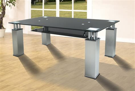 Coffee Table San Francisco Sanfrancisco Coffee Table Black Modern Coffee Tables From Flatpack2go
