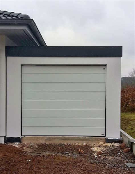 garage holzständerbauweise 6x9m fink garage