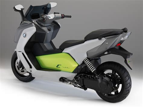2015 bmw c evolution e scooter pics specs and