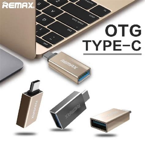 Remax Glance Type C To Usb 3 0 Otg Smartphone Ra Otg1 Gold remax glance ra otg 1 usb 3 0 type end 9 6 2018 8 15 pm
