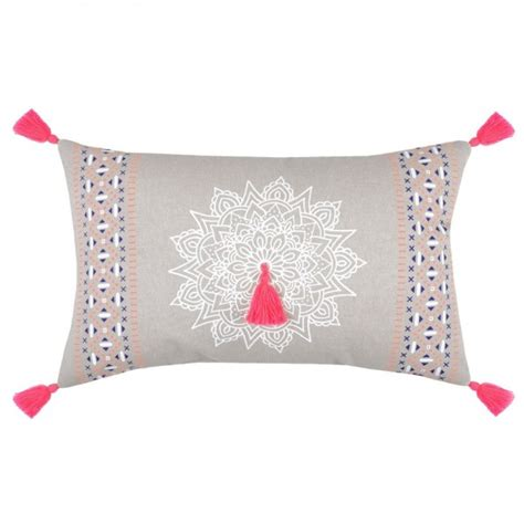 cuscini roma cuscino rettangolare roma lino cuscino e fodera per