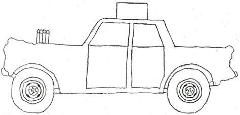 derby car coloring page derby car clipart 65
