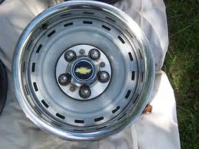 Wheels Chevy Truck Classic 5 Lug Chevy Rally Wheels Fits 1992 Vans Trucks