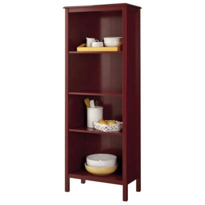 On A Shelf Clearance by Threshold Windham 4 Shelf Bookcase Clearance 69 98