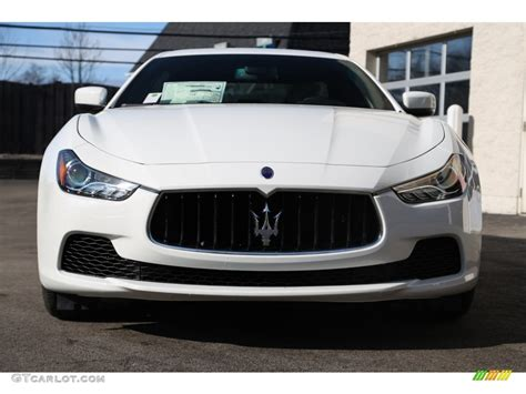 maserati ghibli white 2015 bianco white maserati ghibli 101013625 photo 4