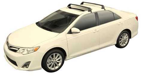 Toyota Camry Roof Rack 2012 Toyota Camry Roof Racks Cargo Carriers At Caridcom