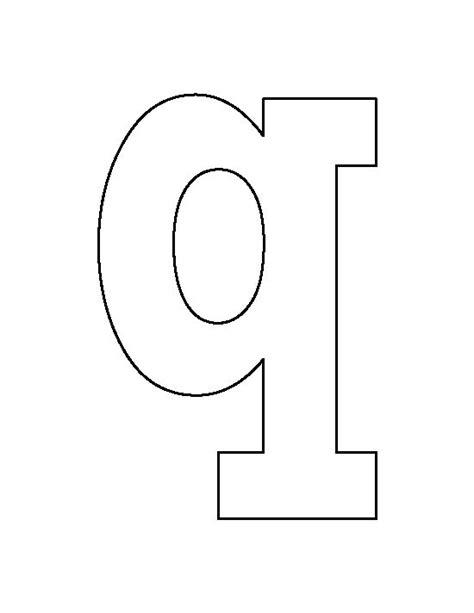 lowercase letter pattern printable outline