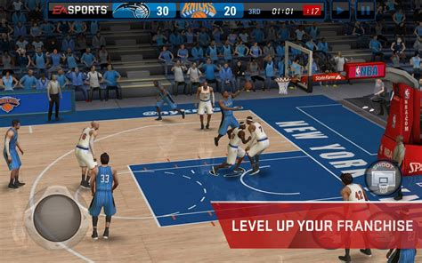 nba apk nba live mobile apk v1 2 6 for android apklevel