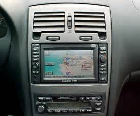 2007 Nissan Maxima Navigation System Nissan Factory Stereo Cd Dvd Changer Repair