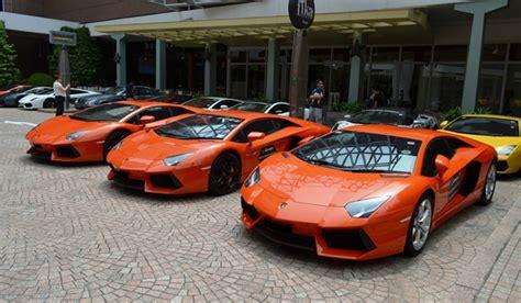 Lamborghini Singapore Gallery Lamborghini Club Singapore Cny Meeting Gtspirit