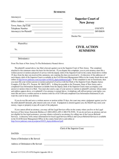 divorce summons template south africa divorce summons form 14 free templates in pdf word