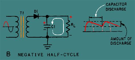 how to discharge a filter capacitor the capacitor filter
