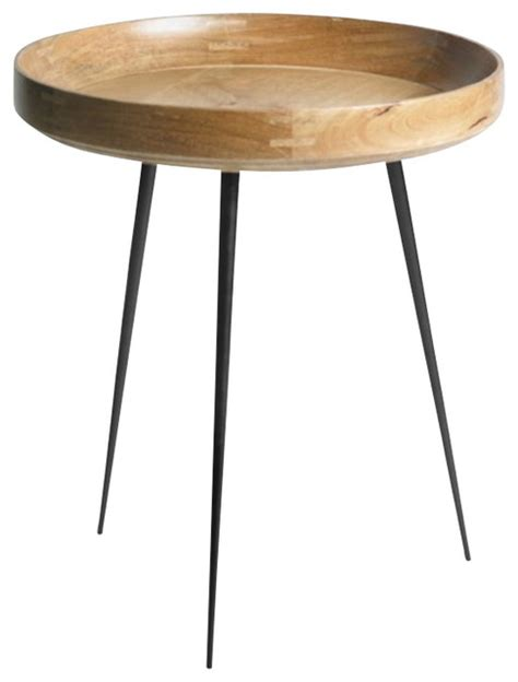 contemporary accent tables bowl table small natural contemporary side tables