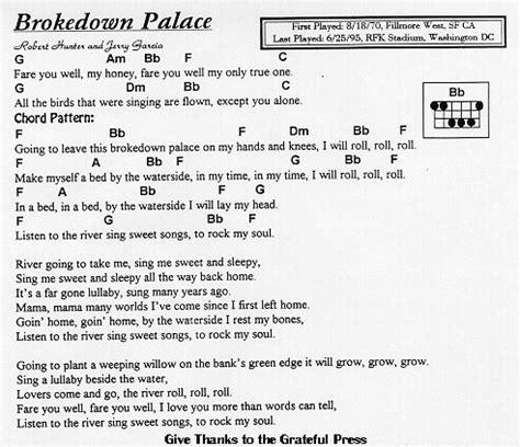 china doll grateful dead lyrics grateful ramblings grateful dead lyrics chord database