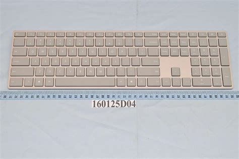 Keyboard Microsoft Surface Microsoft Expected To Reveal Two Surface Keyboards And One Mouse This Month