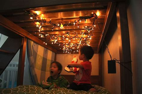 under the christmas lights 15 best images about bunk bed forts on kid railings and forts
