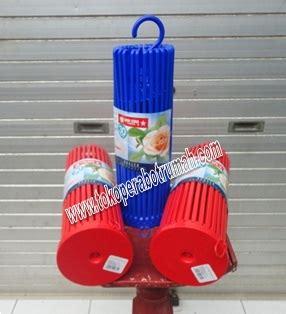 Folding Hanger 30 Sticks Gantungan Jemuran Baju Bayi Gb23 toko perabot rumah tangga