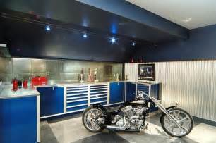 Single Car Garage Lighting 25 Garage Design Ideas For Your Home