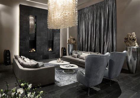 wohnzimmer gestalten grau wohnzimmer in grau und schwarz gestalten 50 wohnideen