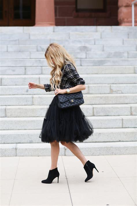 Rok Tutu Brenda Mini Skirt black tulle skirt fashion skirts