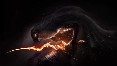 dark souls iii monster concept wallpapers hd wallpapers