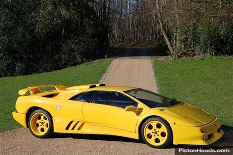1996 Lamborghini Diablo For Sale Used 1996 Lamborghini Diablo Se 30 Jota Edition For Sale