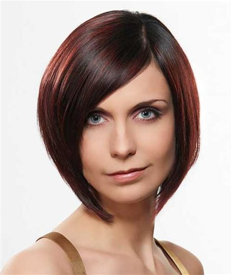 graduation bob hairstyle a line graduated bob haircut short hairstyle 2013