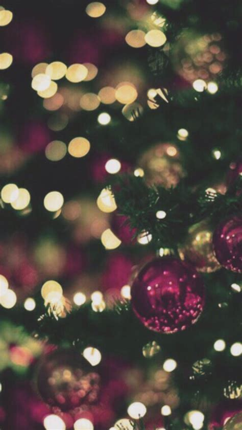 Wallpaper For Iphone 5 Holiday | christmas bokeh iphone wallpaper w a l l p a p e r s
