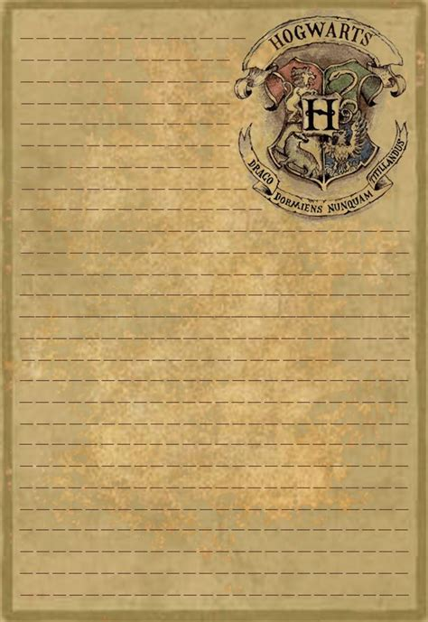 printable harry potter wrapping paper harry potter stationary printables pinterest harry