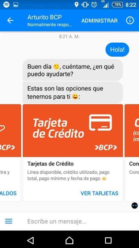 sera capaz facebook de leer los mensajes privados de sus usuarios banco de cr 233 dito lanza arturito bcp chat cognitivo para