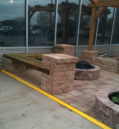 diy pit seating backyard seating area around pit things to build cool ideas the o jays
