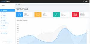 Free Html5 Dashboard Template by Top 22 Free Responsive Html5 Admin Dashboard Templates