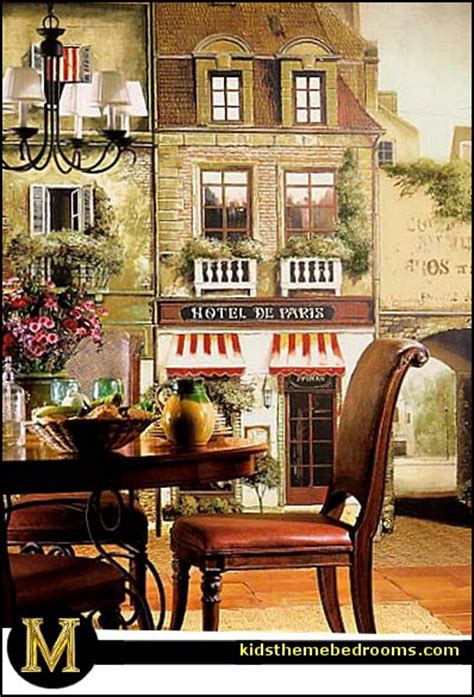 Decorating theme bedrooms   Maries Manor: French cafe