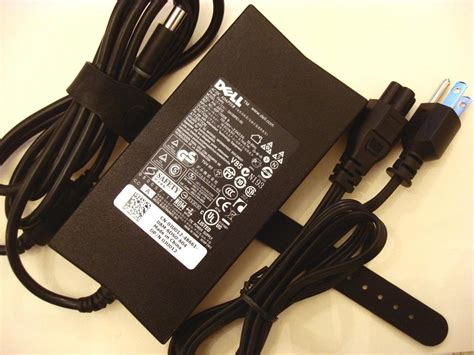 Log On Power Cord Adaptor Charger 4 Port 3 Socket Xiaomi Samsung Bb dell 130w pa 4e ac adapter power cord charger da130