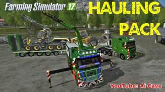 amazing ls farming simulator 17 amazing transport pack to haul