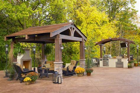 impressive diy gazebo plans 10 free outdoor pavilion pergola and gazebo design trends diy