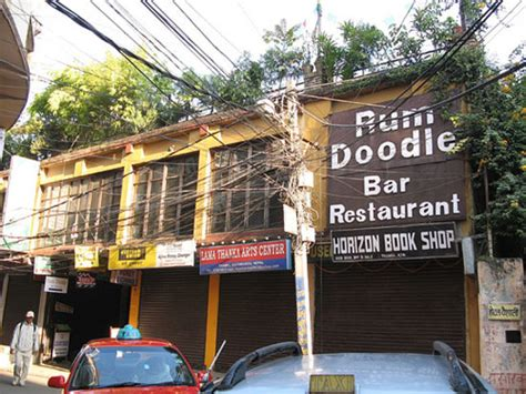 grub club doodle bar rum doodle kathmandu nepal top tips before you go
