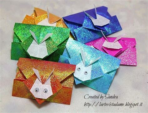 Origami Bunny Envelope - top 25 ideas about origami envelopes letter folding on
