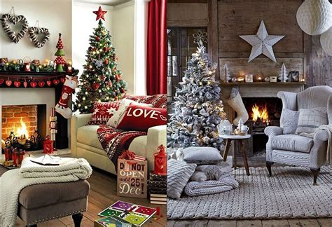 ideas home decor 30 christmas home decoration ideas