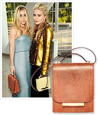 Name Kate Olsens Designer Purse by Blabigail These Designers Are Their Own Best Models