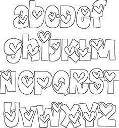 tipos de letras bonitas para carteles imagui pinterest tipos de letras para carteles abecedario imagui letras