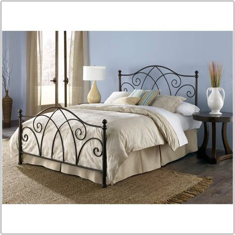 Ideas For Antique Iron Beds Design Antique Iron Bed Frames King Page Best Home Interior Design Ideas For You