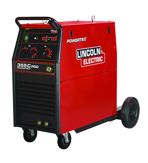 mig welder powertec 305c pro allied welding