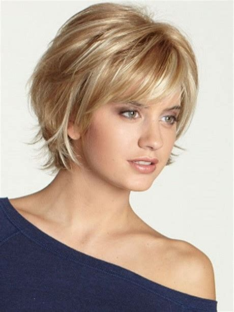 haircutsforwomenover50withfinethinhairandsquareface short hair cut ideas